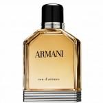 Perfume no Paraguai / Armani