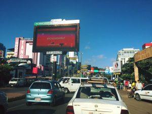 Ciudad del Este no Paraguai